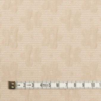 ポリエステル&レーヨン×フラワー(シャンパンゴールド)×フクレジャガード サムネイル4