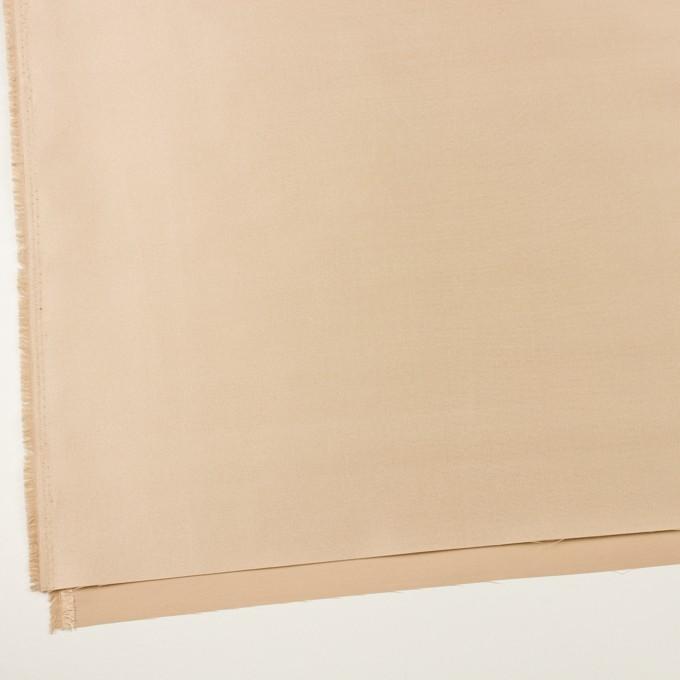 シルク&コットン×無地(シャンパンゴールド)×二重織 イメージ2