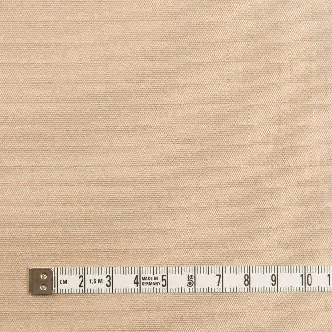 シルク&コットン×無地(シャンパンゴールド)×二重織 イメージ4