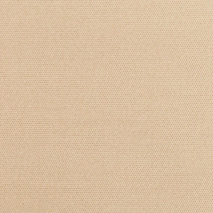 シルク&コットン×無地(シャンパンゴールド)×二重織 イメージ1