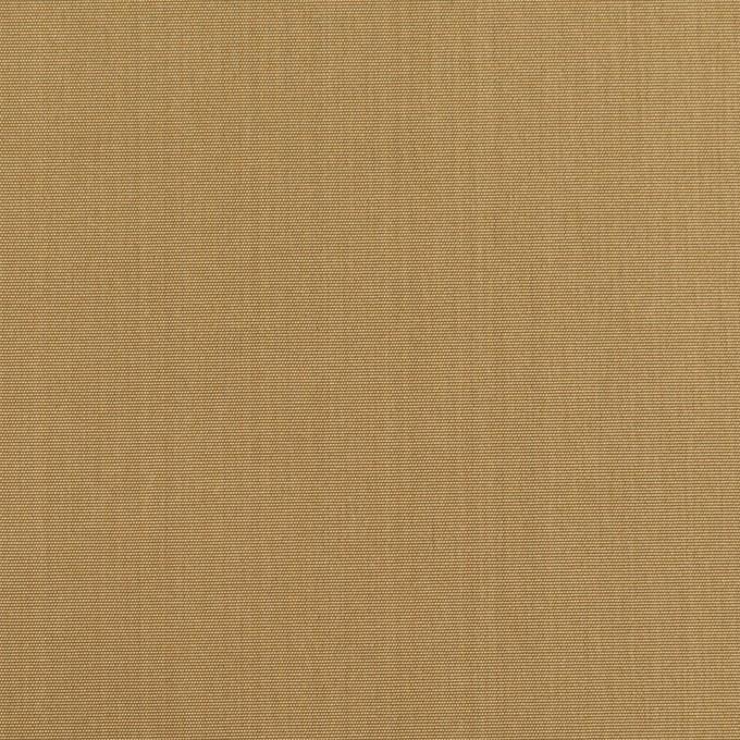 シルク&ナイロン×無地(ブラス)×シャンブレー・タフタ イメージ1