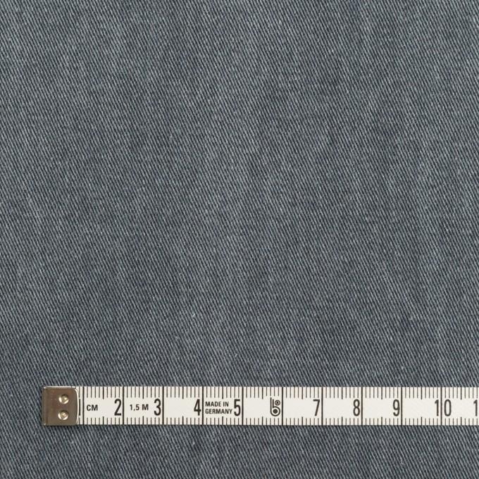 コットン×無地(アッシュグレー)×チノクロス・ワッシャー_全2色 イメージ4