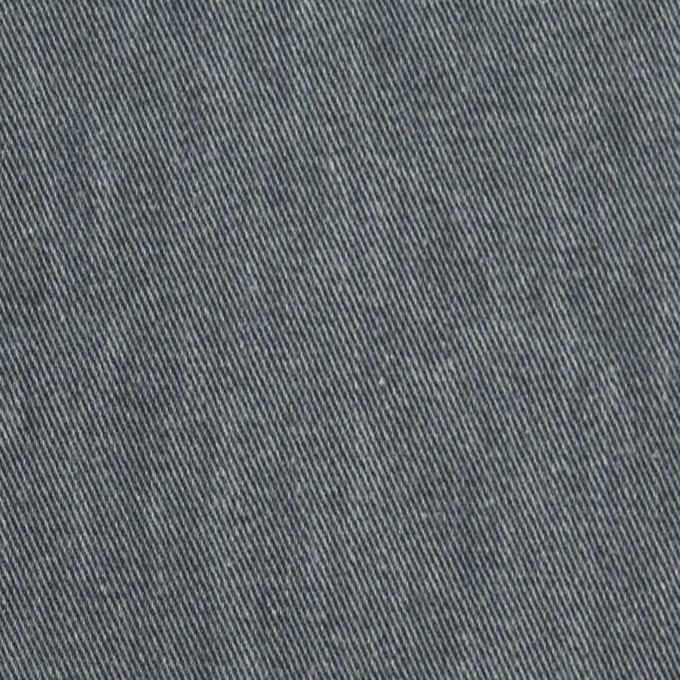 コットン×無地(アッシュグレー)×チノクロス・ワッシャー_全2色 イメージ1