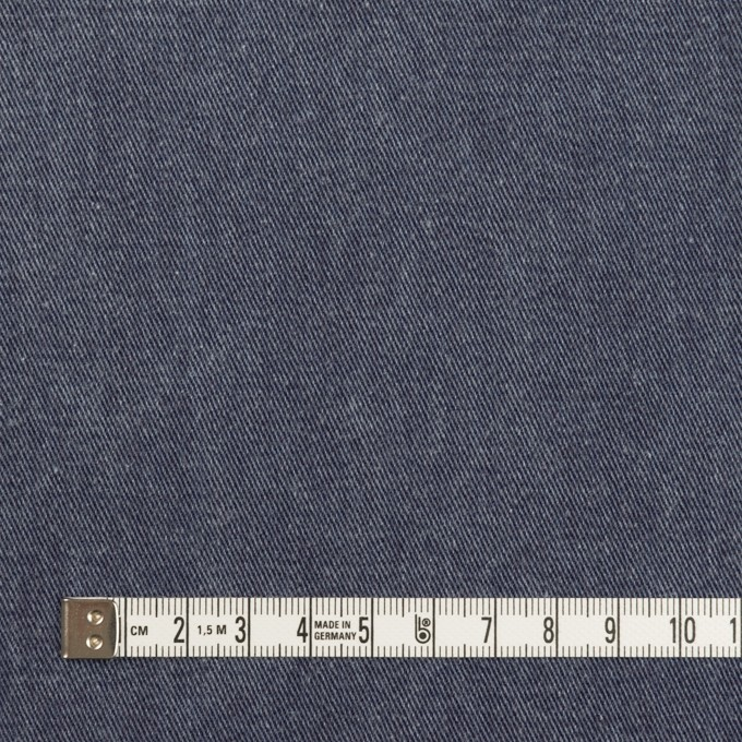 コットン×無地(アッシュネイビー)×チノクロス・ワッシャー_全2色 イメージ4