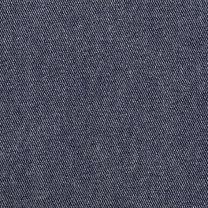 コットン×無地(アッシュネイビー)×チノクロス・ワッシャー_全2色 イメージ1