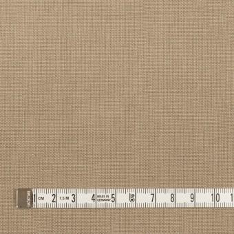 リネン×無地(スモーキーベージュ)×厚オックスフォード_全6色 サムネイル4