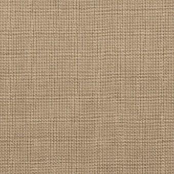 リネン×無地(スモーキーベージュ)×厚オックスフォード_全6色