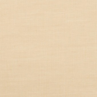 コットン&ポリウレタン×無地(ライトベージュ)×ローンストレッチ_全4色