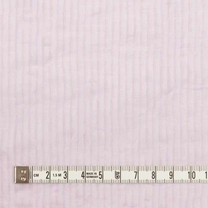 コットン×フラワー(ラベンダー)×ボイルジャガード_全2色 イメージ4