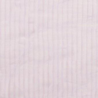 コットン×フラワー(ラベンダー)×ボイルジャガード_全2色