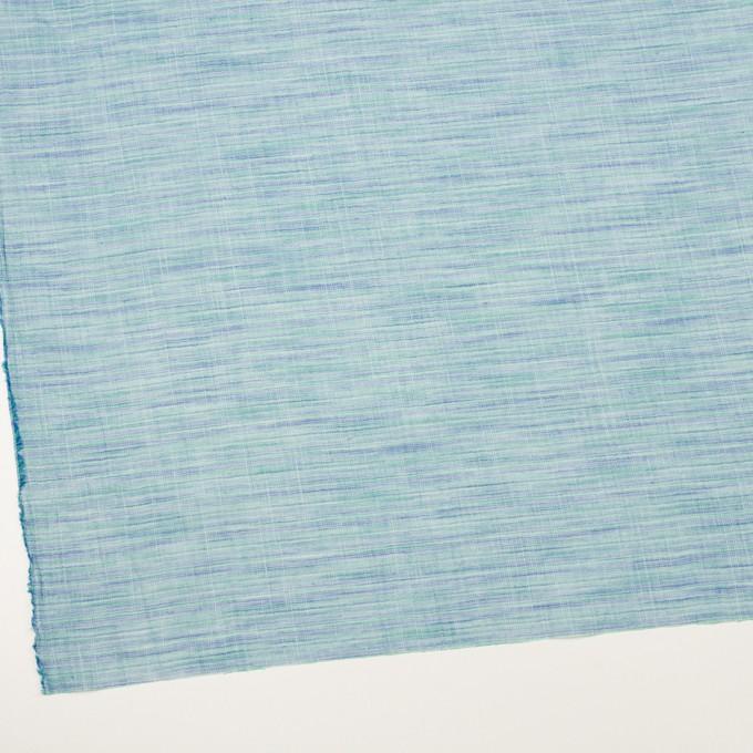 コットン×ミックス(ミント&ブルー)×ボイルワッシャー イメージ2