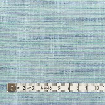 コットン×ミックス(ミント&ブルー)×ボイルワッシャー サムネイル4