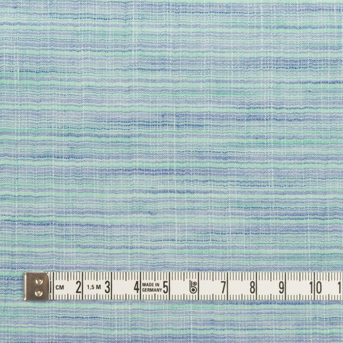 コットン×ミックス(ミント&ブルー)×ボイルワッシャー イメージ4