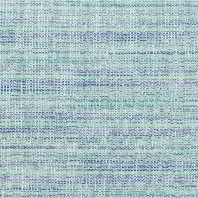 コットン×ミックス(ミント&ブルー)×ボイルワッシャー イメージ1