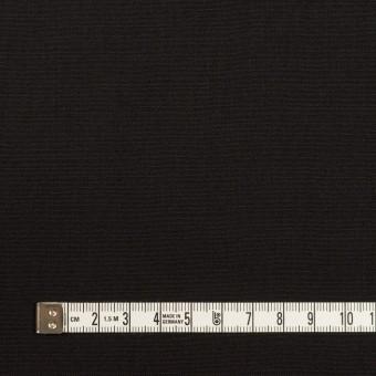 ウール×無地(ブラック)×ポプリン サムネイル4