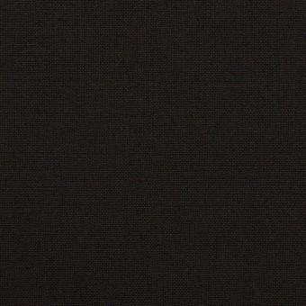 ウール×無地(ブラック)×ポプリン サムネイル1