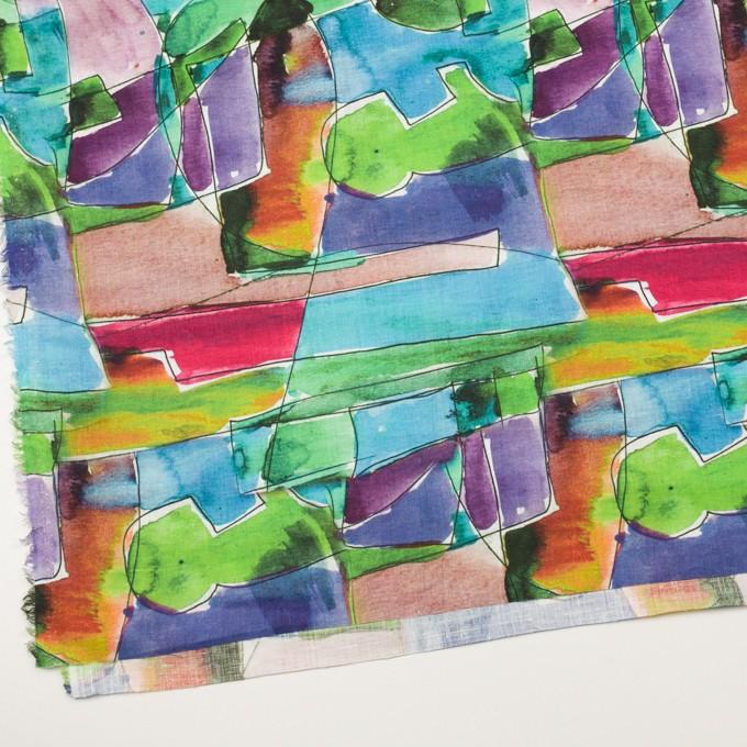 リネン×ペイント(トロピカル)×薄キャンバス_全3色 イメージ2