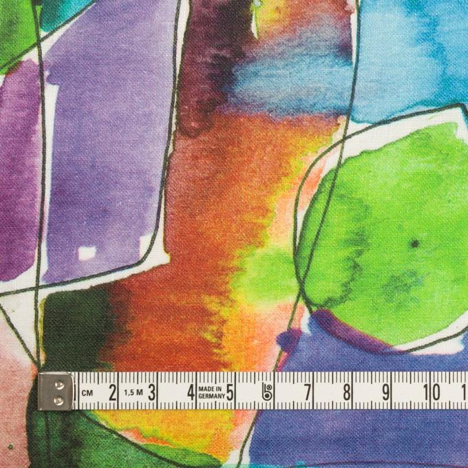 リネン×ペイント(トロピカル)×薄キャンバス_全3色 イメージ4