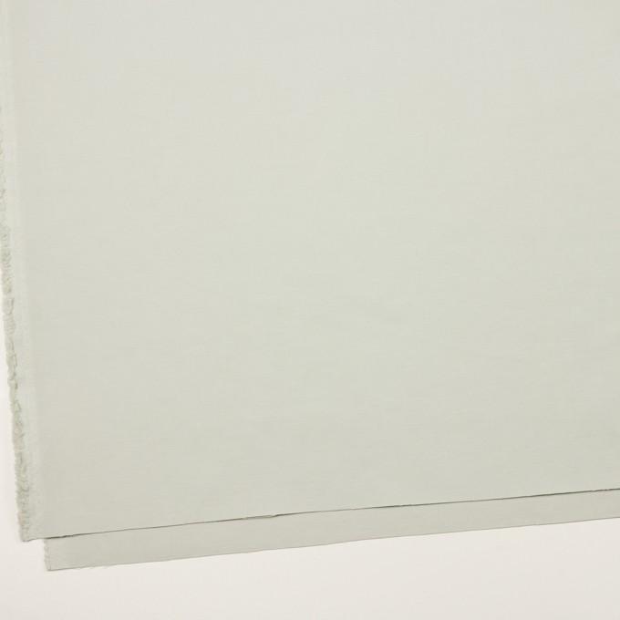 コットン×無地(グリーンミスト)×二重織_全2色 イメージ2