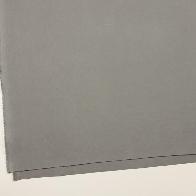 コットン×無地(スチール)×二重織_全2色 イメージ2
