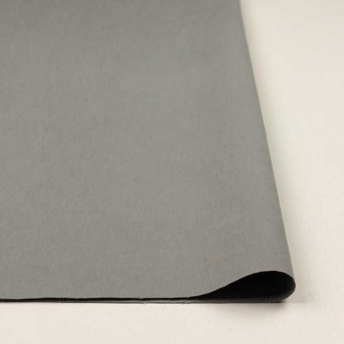 コットン×無地(スチール)×二重織_全2色 イメージ3