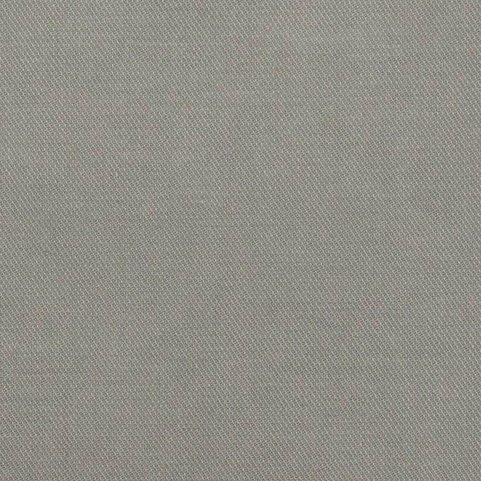 コットン×無地(スチール)×二重織_全2色 イメージ1