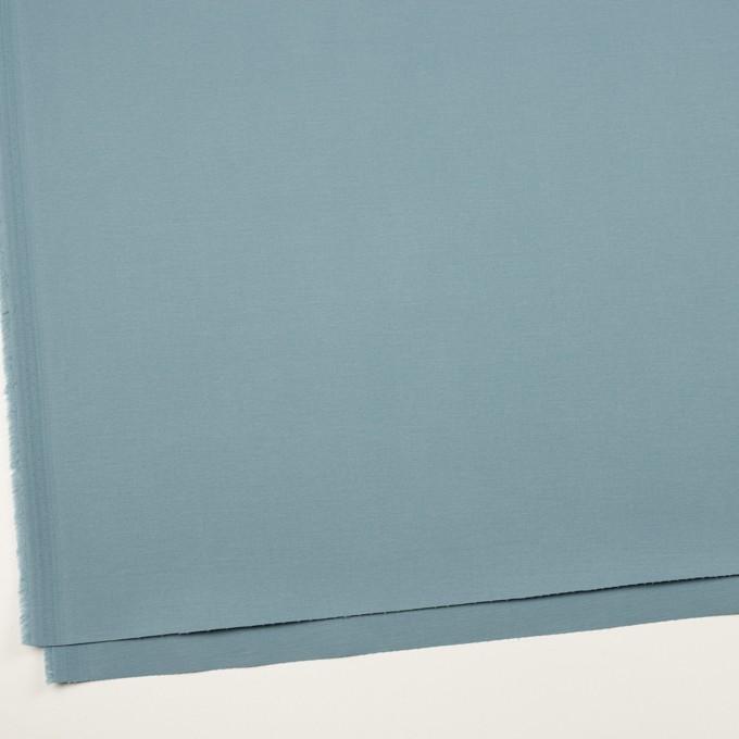 コットン&ポリウレタン×無地(ブルーグレー)×チノクロス・ストレッチ_全2色 イメージ2