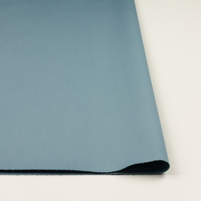 コットン&ポリウレタン×無地(ブルーグレー)×チノクロス・ストレッチ_全2色 イメージ3