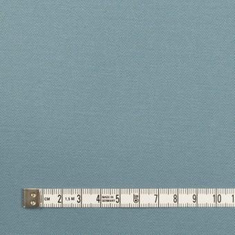 コットン&ポリウレタン×無地(ブルーグレー)×チノクロス・ストレッチ_全2色 サムネイル4