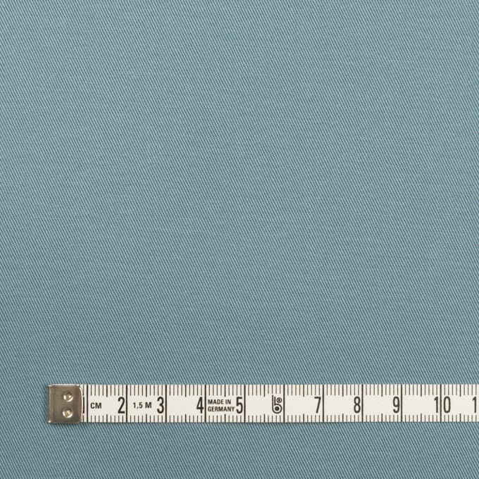 コットン&ポリウレタン×無地(ブルーグレー)×チノクロス・ストレッチ_全2色 イメージ4