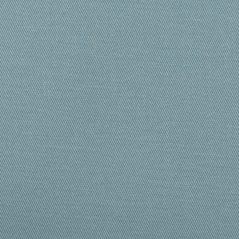 コットン&ポリウレタン×無地(ブルーグレー)×チノクロス・ストレッチ_全2色