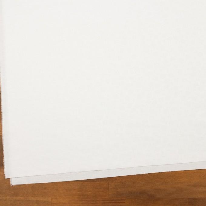コットン×フラワー(ホワイト)×サテンジャガード イメージ2