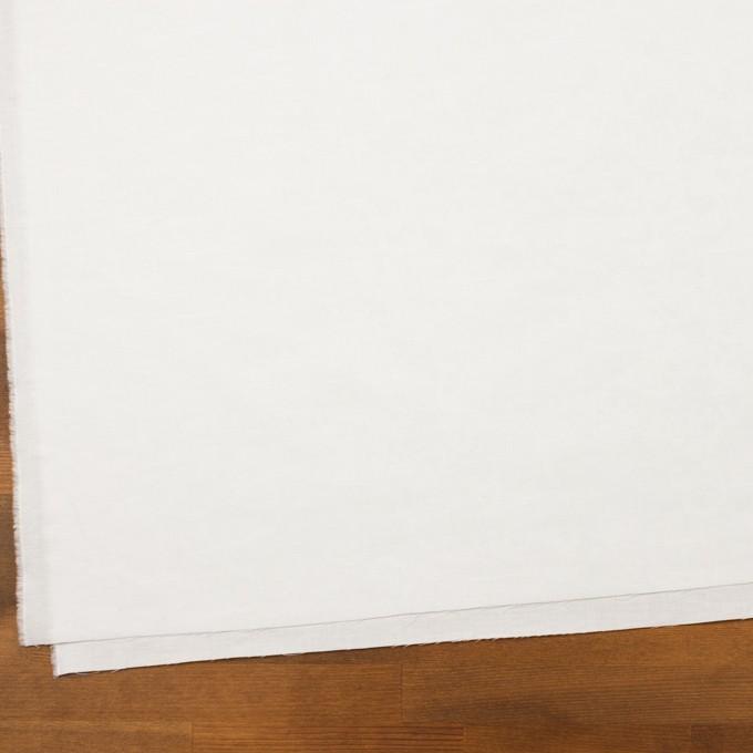 コットン×スクエア(ホワイト)×サテンジャガード イメージ2