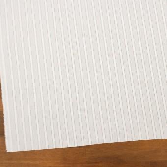 コットン×ストライプ(ホワイト)×サテンジャガード サムネイル2