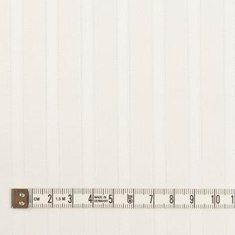 コットン×ストライプ(ホワイト)×サテンジャガード サムネイル4