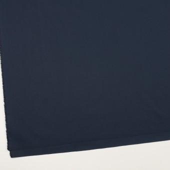 コットン&ポリウレタン×無地(ネイビー)×タイプライター(高密ローン)・ストレッチ_全4色 サムネイル2