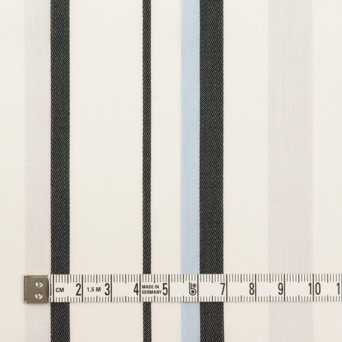 コットン×ストライプ(ミルク)×ボイルジャガード_全2色 イメージ4