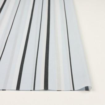コットン×ストライプ(サックス)×ボイルジャガード_全2色 サムネイル3