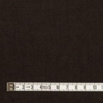 リネン×無地(チャコールブラック)×薄キャンバス・ワッシャー サムネイル4