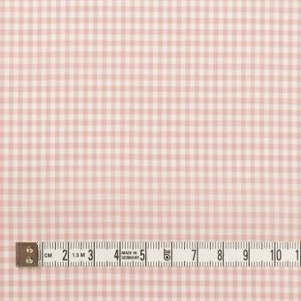 コットン×チェック(ピンクベージュ)×ローン_全2色 サムネイル4