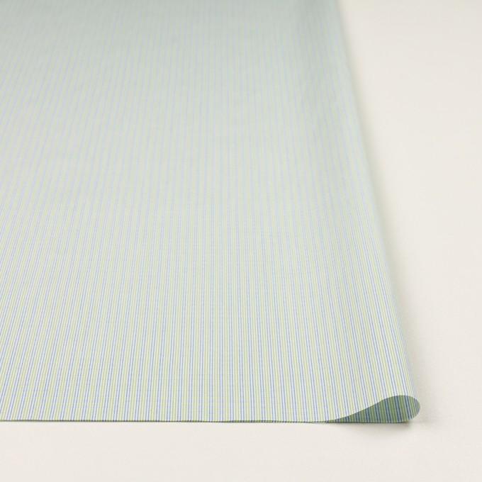 コットン×チェック(ミント&ブルー)×ブロード イメージ3