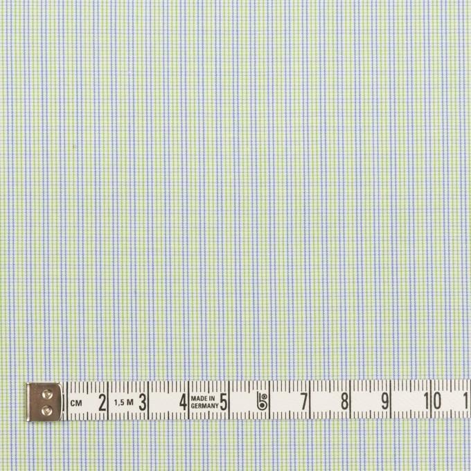 コットン×チェック(ミント&ブルー)×ブロード イメージ4