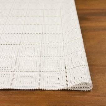 コットン×スクエア(オフホワイト)×ローン刺繍 サムネイル3