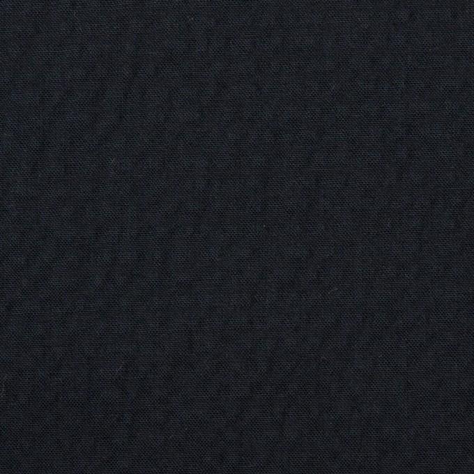 コットン&ポリウレタン×無地(ダークネイビー)×サッカーストレッチ イメージ1