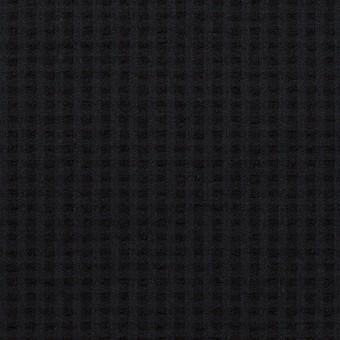 ポリエステル&ポリウレタン×無地(ダークネイビー)×サッカーストレッチ サムネイル1