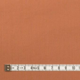 コットン&ポリウレタン×無地(レンガ)×タイプライター(高密ローン)・ストレッチ_全2色 サムネイル4
