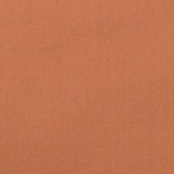 コットン&ポリウレタン×無地(レンガ)×タイプライター(高密ローン)・ストレッチ_全2色 サムネイル1