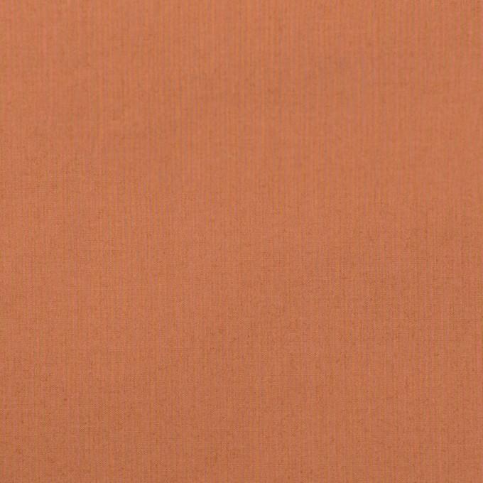 コットン&ポリウレタン×無地(レンガ)×タイプライター(高密ローン)・ストレッチ_全2色 イメージ1