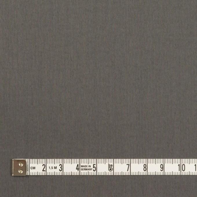 コットン&ナイロン×無地(チャコールグレー)×タイプライター(高密ローン) イメージ4