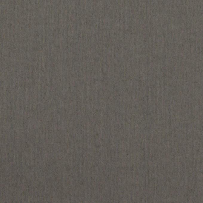 コットン&ナイロン×無地(チャコールグレー)×タイプライター(高密ローン) イメージ1